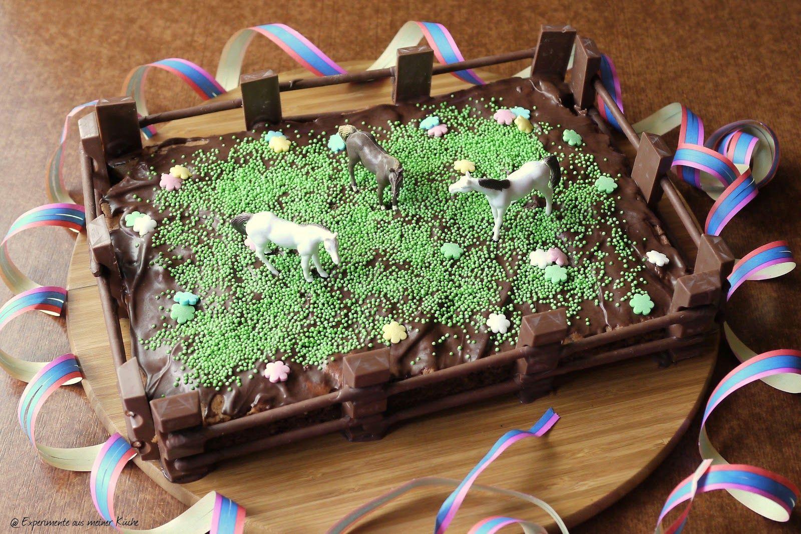 Kindergeburtstag (1) - Pferdemottoparty | Experimente aus meiner ...