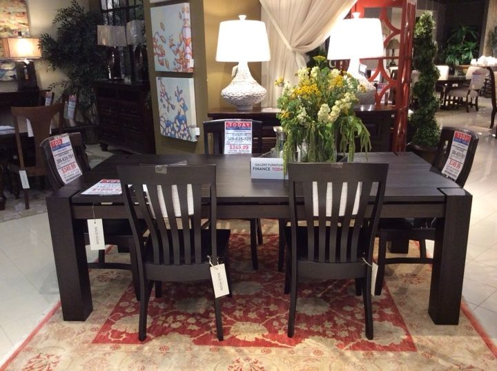 Sustainable And Moisture Resistant This Dining Room Group Is One