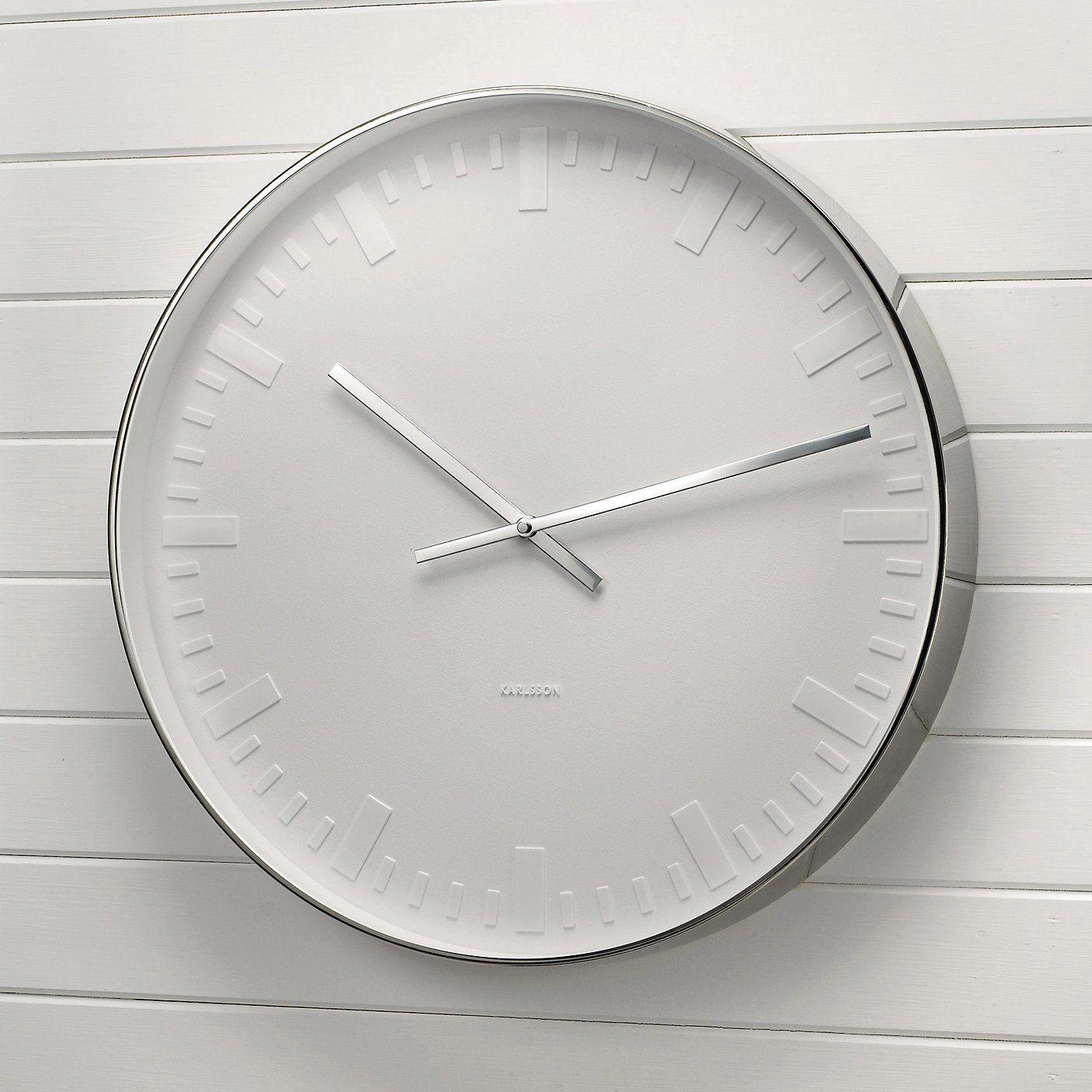 White Karlsson Clock   The White Company