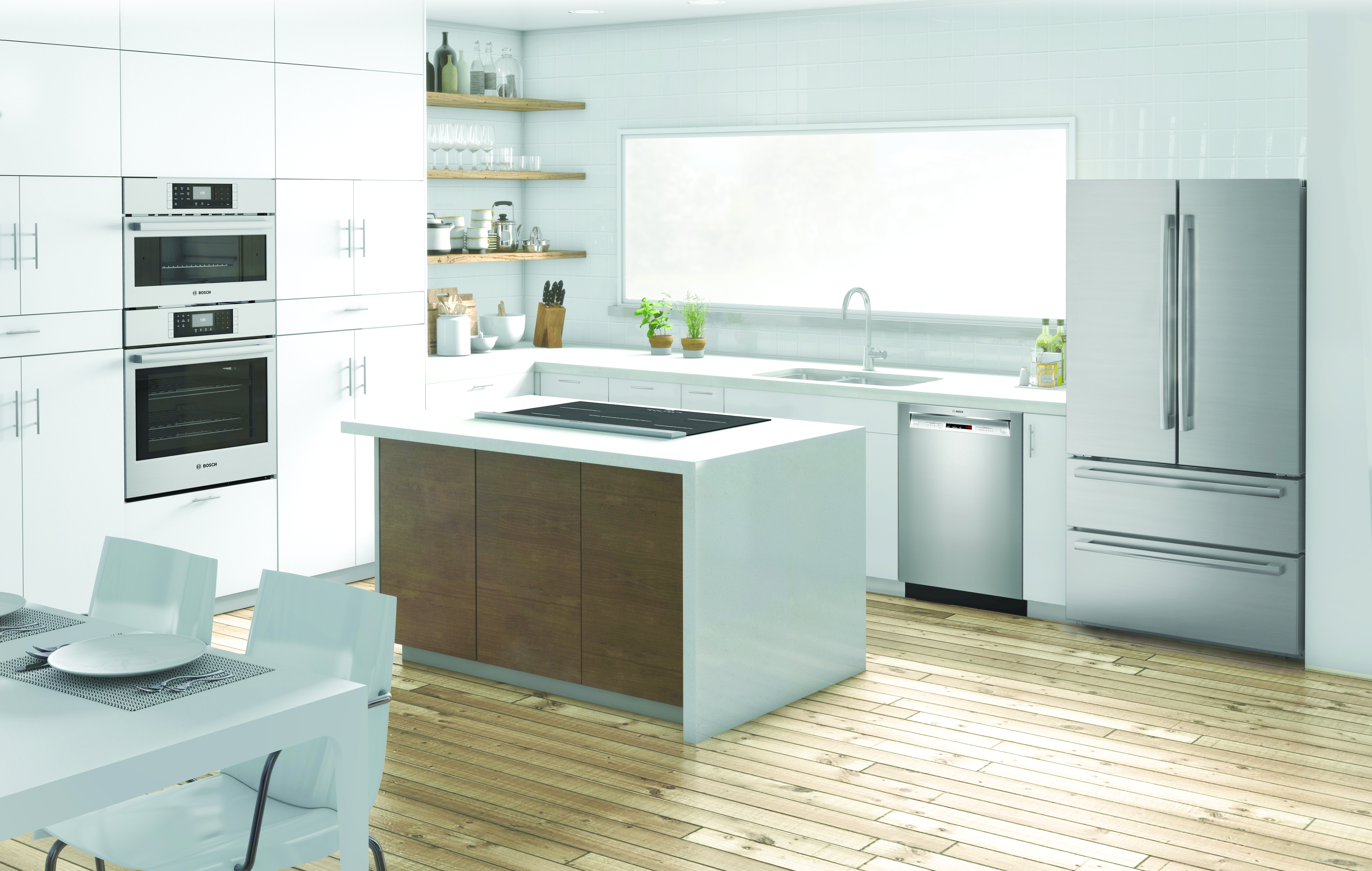 The Ferguson Exclusive Bosch Ascenta Dishwasher Can Wash Your