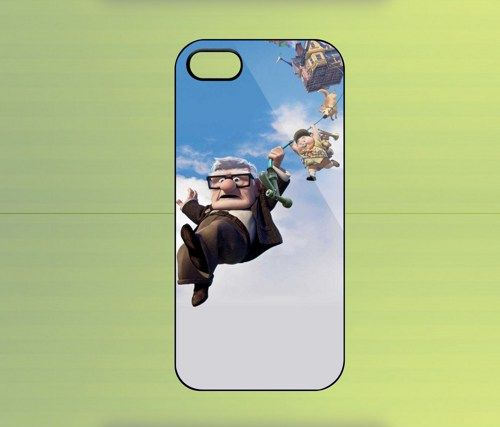 Cartoon Up Custom for iPhone 4/4S iPhone 5 Galaxy S2/S3/S4 & Z10 | WorldWideCase - Accessories on ArtFire