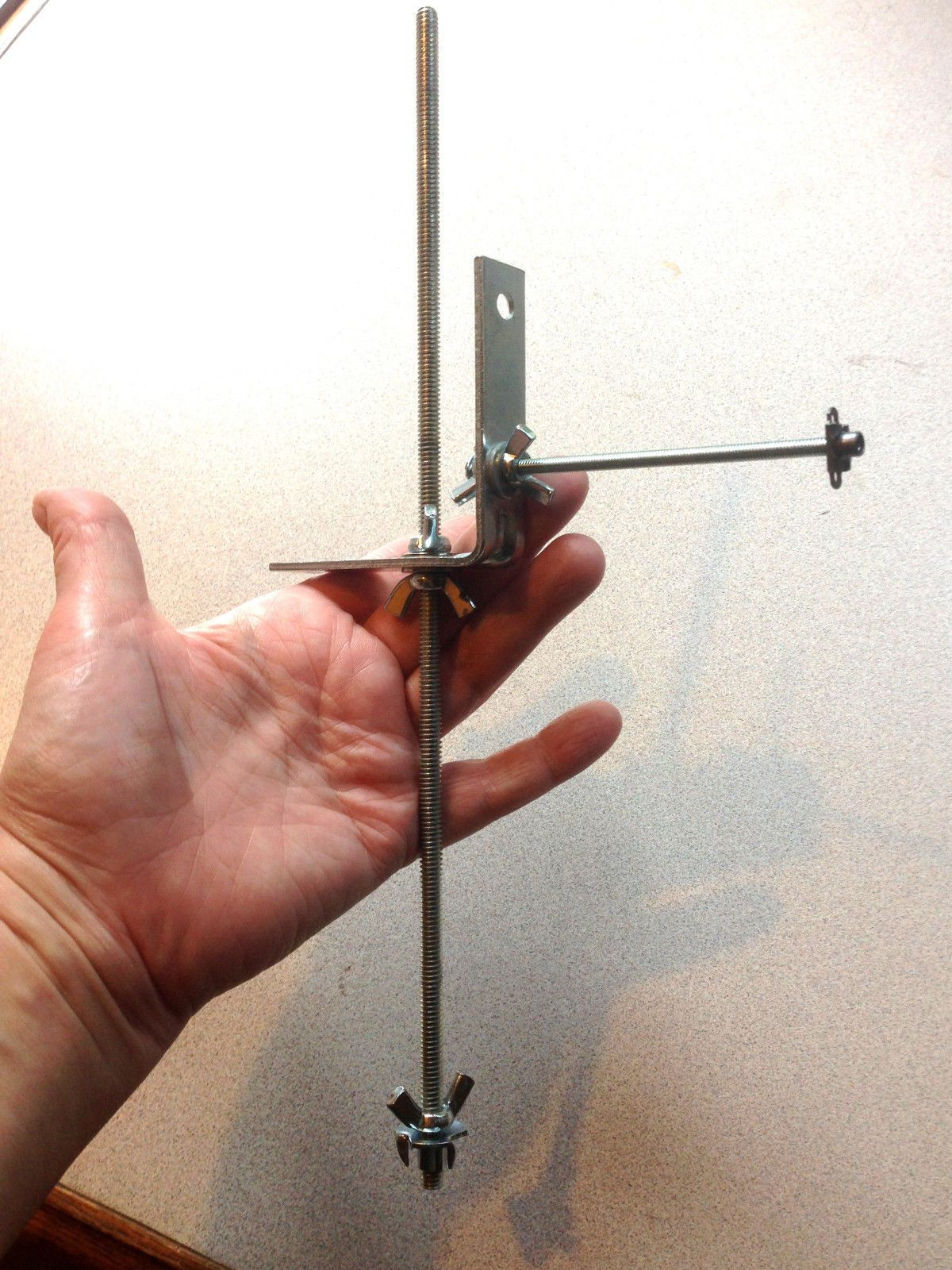 M00246 MOREZMORE Hardware ONLY for Sculpting Lock-It Armature Stand A60