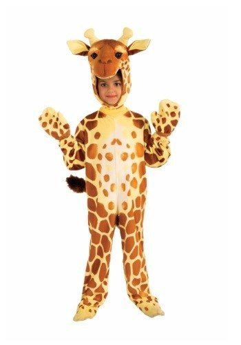 disfraz para ninos jirafa