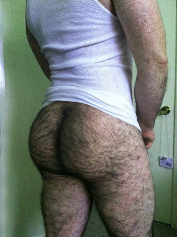 Men With Hairy Butts 96