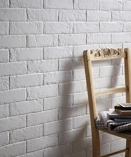 Topps Tiles White Tiles Brick Tiles Bathroom White Brick Walls