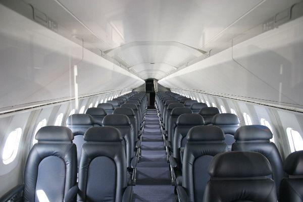 Exceptional Concorde Interior