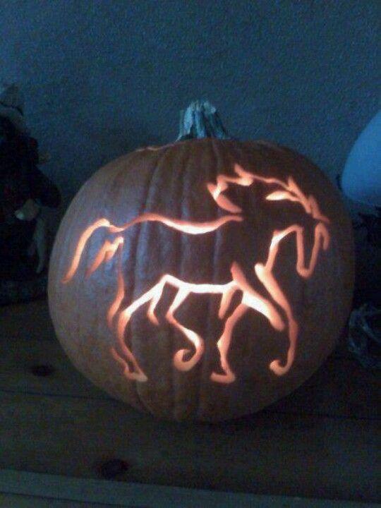 Horse Carved Pumpkin Kurbisse Schnitzen Kurbis Schnitzen Tiere Kurbis Schnitzen Pferd