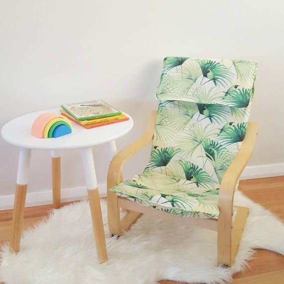 Fine Childrens Ikea Chair Coverslip From Blanketmeadow Etsy Com Andrewgaddart Wooden Chair Designs For Living Room Andrewgaddartcom