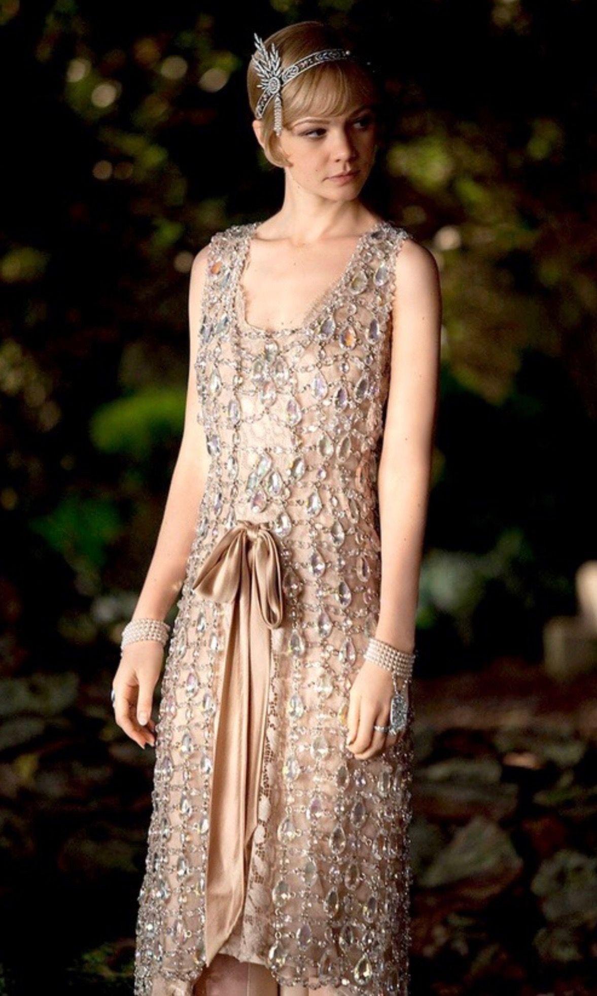 Carey Mulligan as Daisy Buchanan in The Great Gatsby | Great Gatsby ...