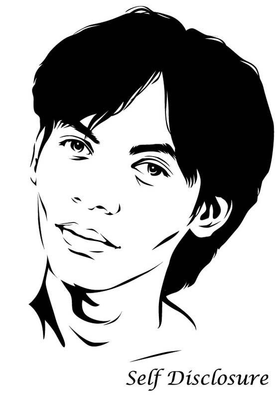 My Self Trace by astayoga.deviantart.com on @DeviantArt