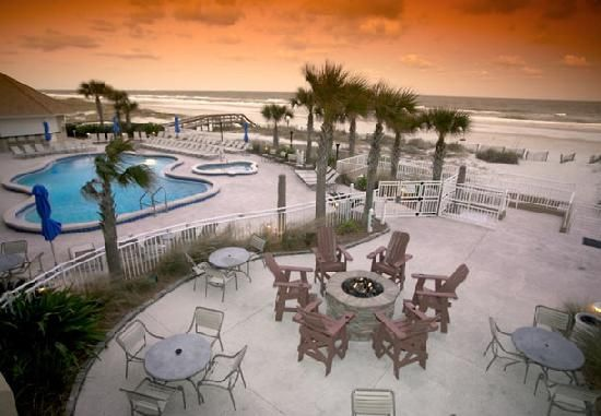 Courtyard By Marriott Jacksonville Beach Oceanfront Jacksonville