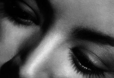 "Gabriel Figueroa, film still from Enamorada, directed by Emilio ""El Indio"" Fernández, 1946, © Televisa Foundation #art #artist #cinema #movies #photogrpahy #blackandwhite #monochrome #eyes #face #inlove"