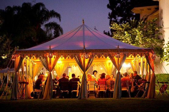 Beautifully lit stunning tent & Beautifully lit stunning tent | Wedding Ideas | Pinterest | Tents ...