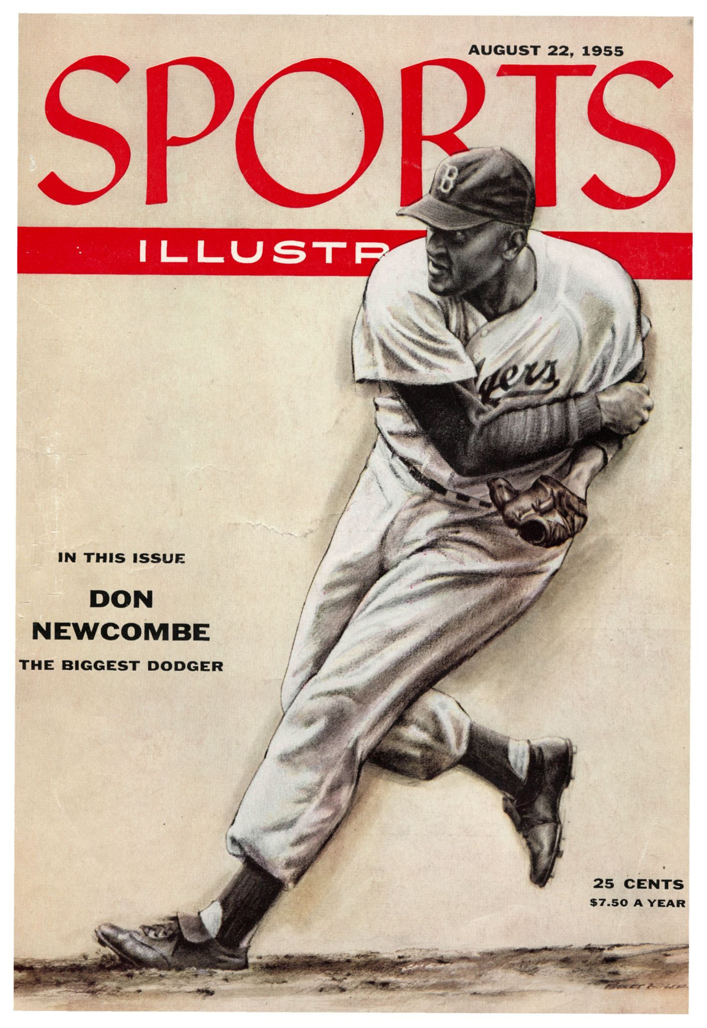 August 22 1955 issue viewer sports illustrated sports
