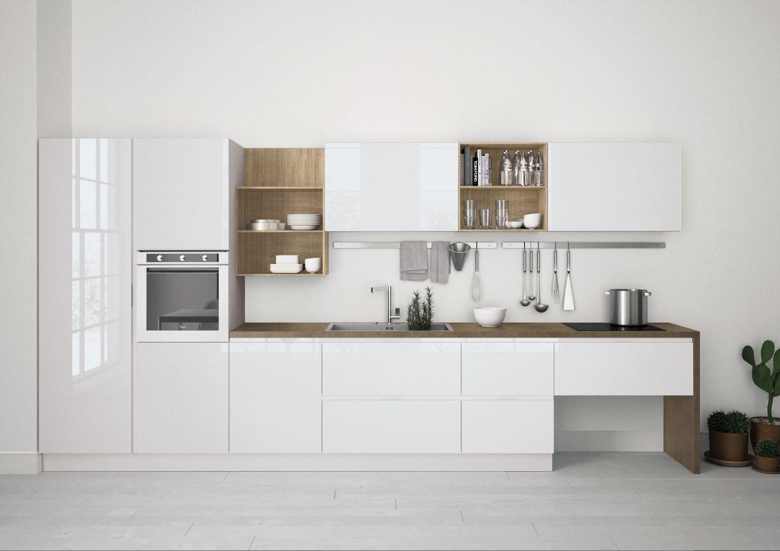 hochglanz k chenzeile hochglanzk chen pinterest k chenzeilen hochglanz und k che. Black Bedroom Furniture Sets. Home Design Ideas