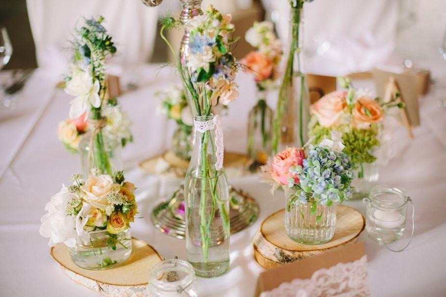 Freie Trauung Rittergut Remeringhausen Tischdekoration Hochzeit Hochzeit Hochzeitsfotograf