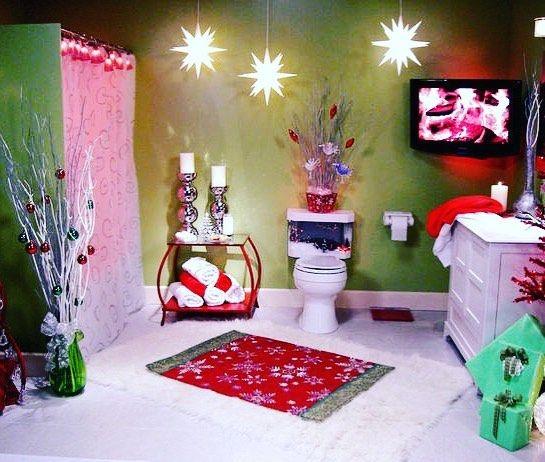 Christmas Decoration For The Bathroom Page 2 Of 34 Christmas