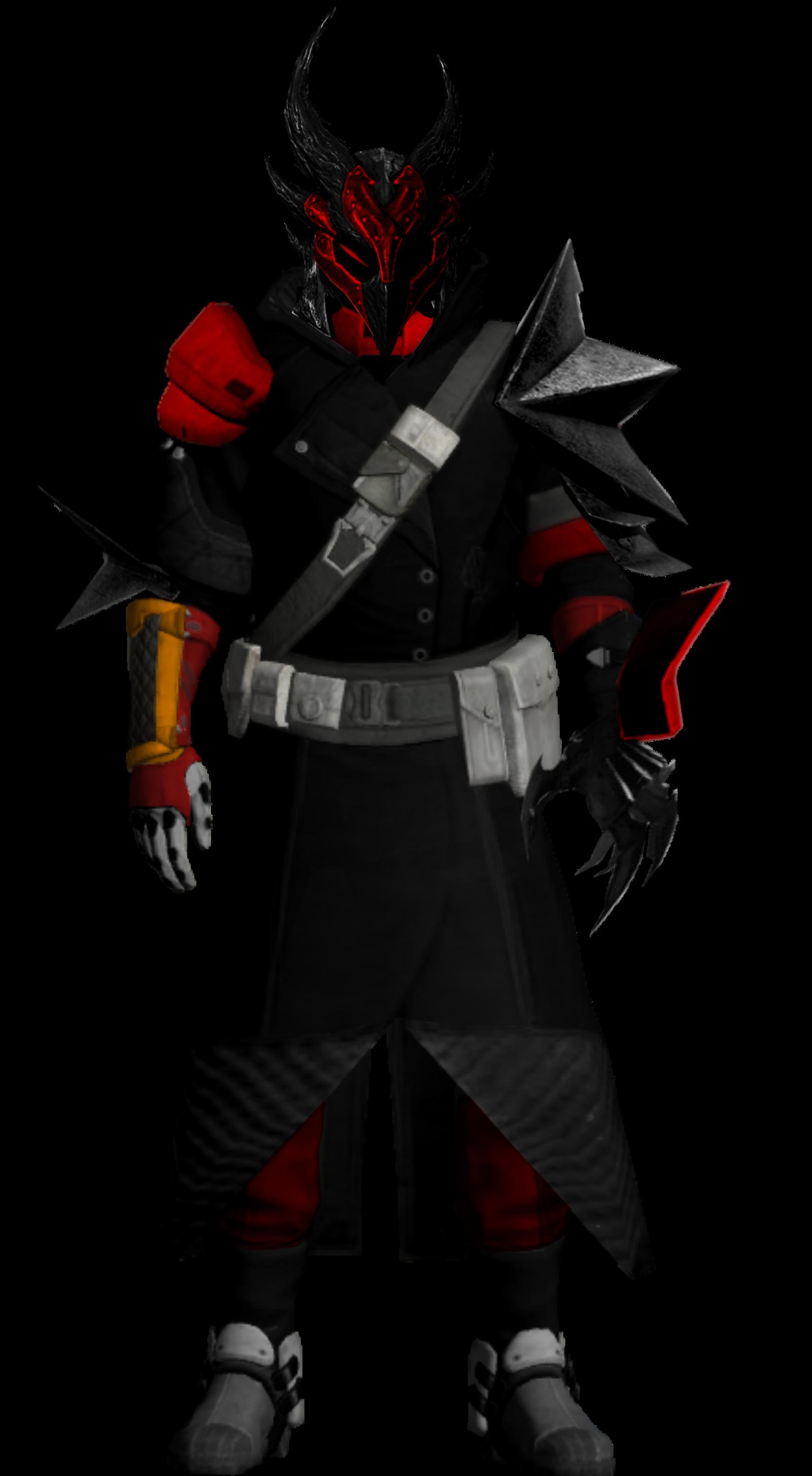 Destiny Guardian(Warlock) OC!!! by CommanderNova702 on DeviantArt