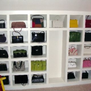 Captivating Handbag Storage Solutions Teafondknee Asked: Any Advice On How To Store  Purses And Bags? Purse Storage Can Be Tricky.