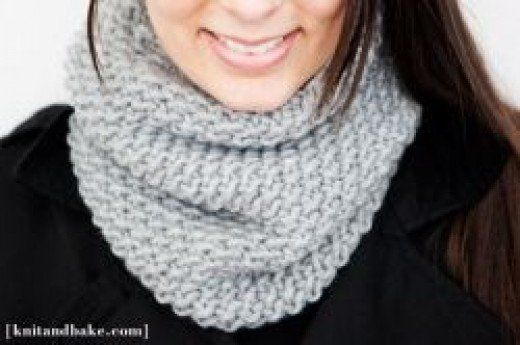Free Cowl Knitting Patterns How To Knit Nifty Cowls Neckwarmers