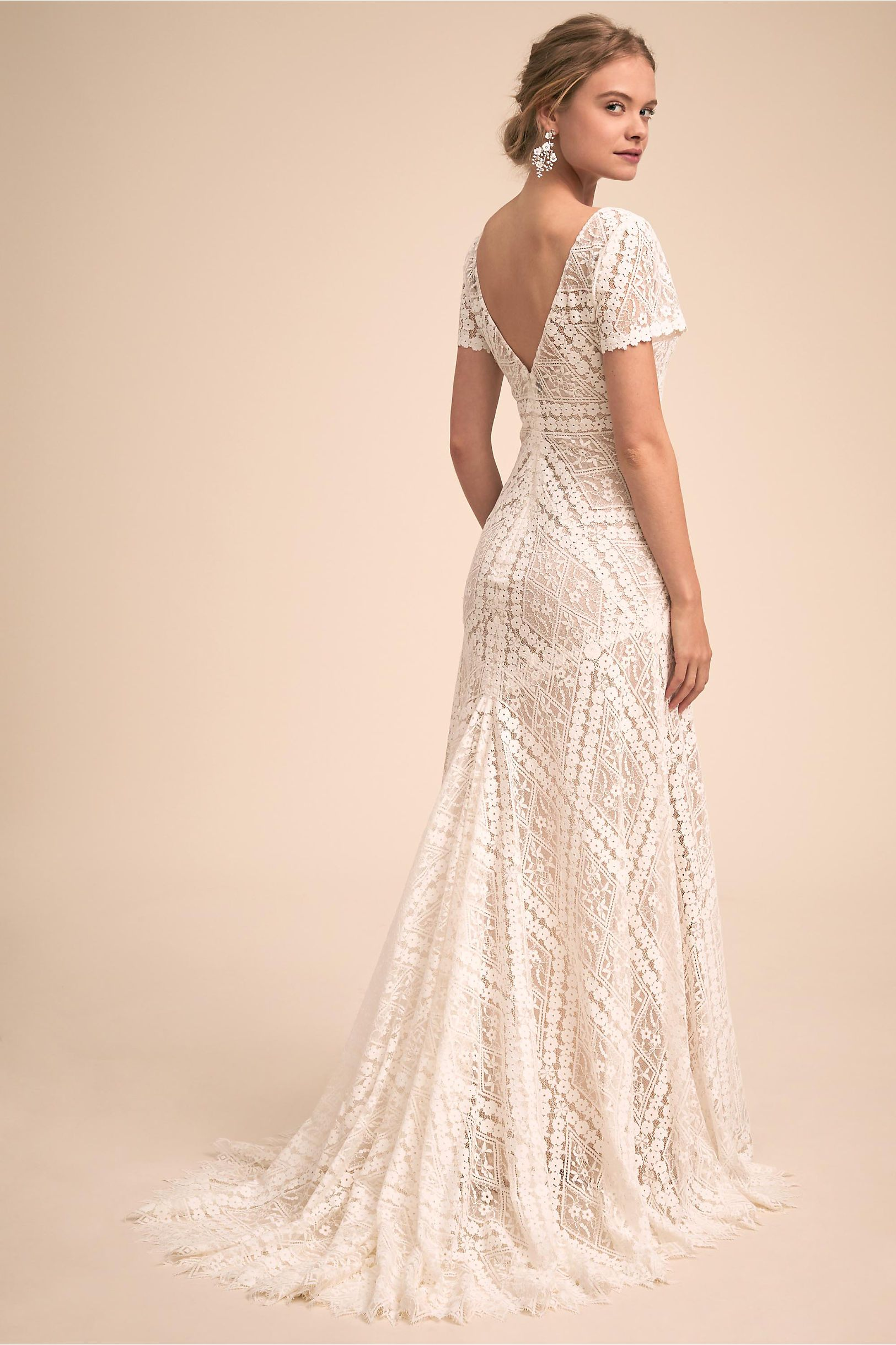Clements Gown Bhldn Wedding Dress Wedding Dresses Boho Wedding