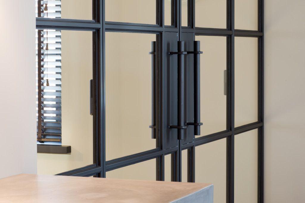 Double steel doors with side lights in Erp »Preferro stale …