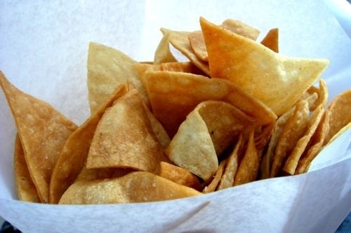 This is the way all Mexican restaurants make their chips you all love so much enjoy ...