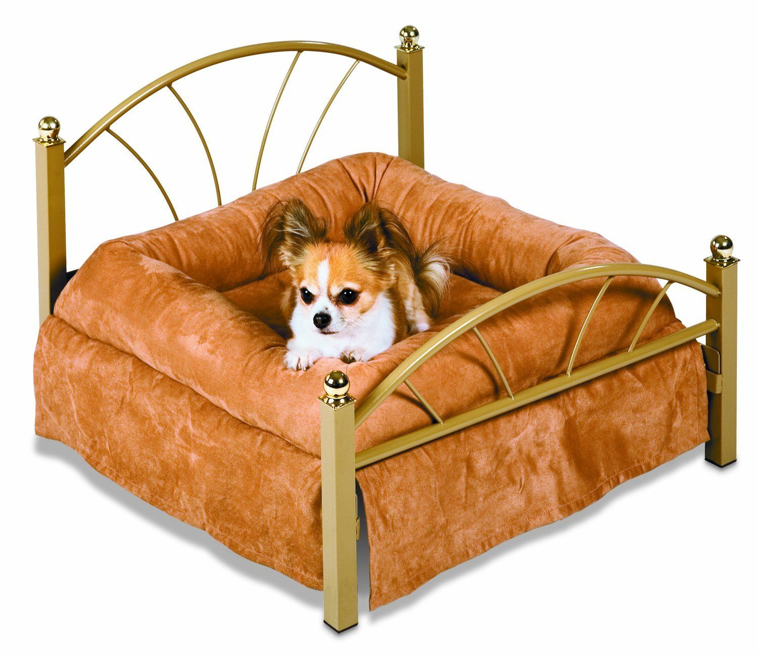 petmate nap of luxury pet bed small dog beds like human. Black Bedroom Furniture Sets. Home Design Ideas