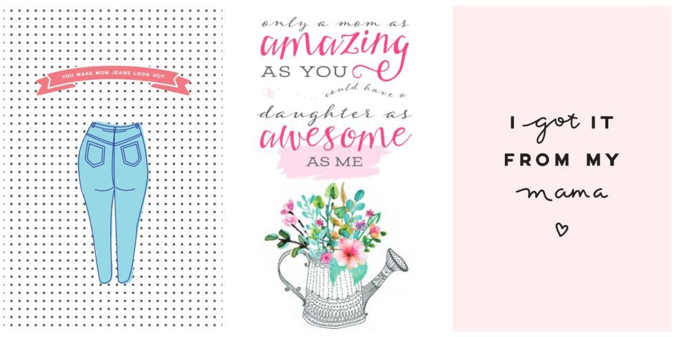 15 free printable mothers day cards ecards to print for mothers day