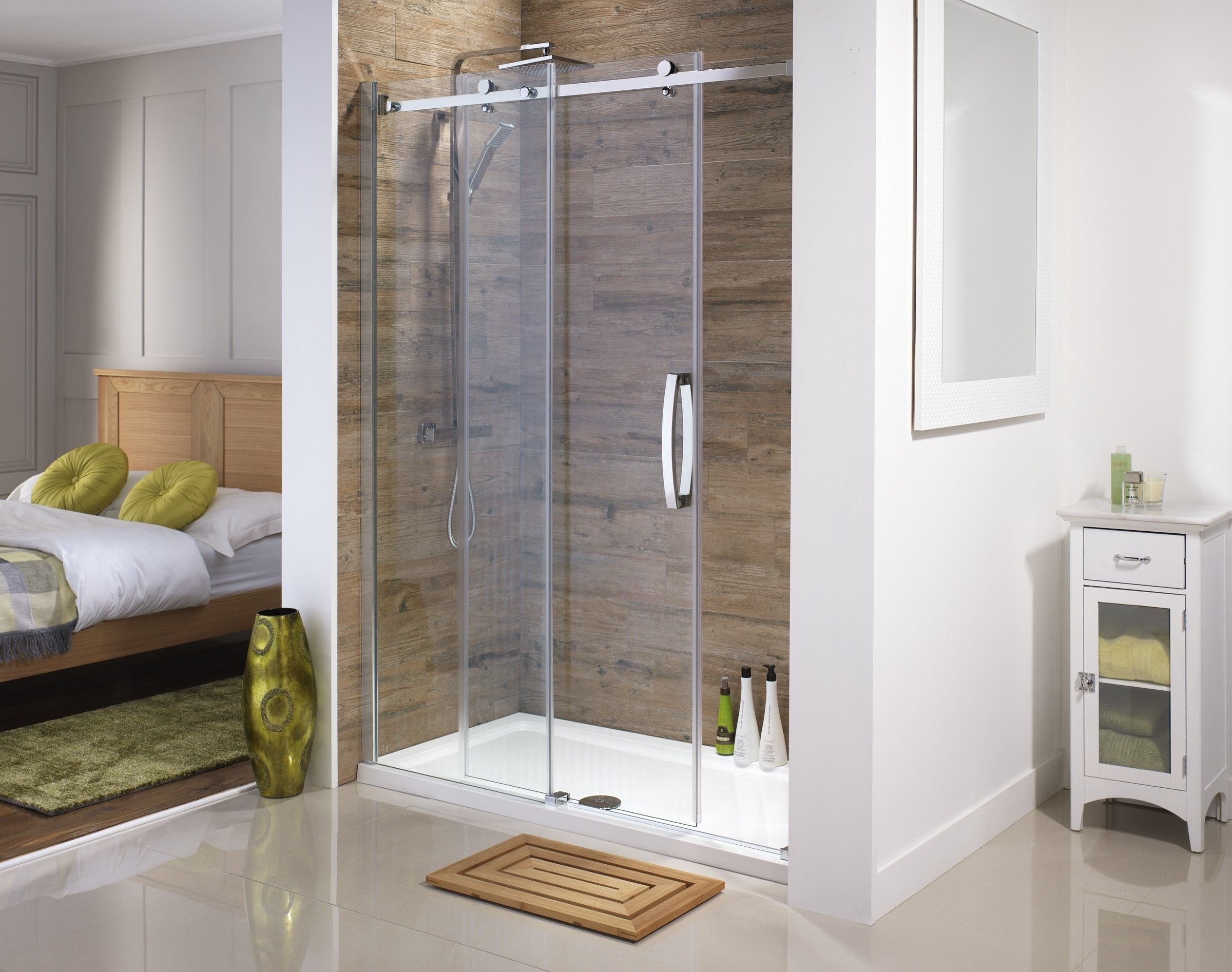 Glamorous Home Depot Shower Doors Designs You Will Want In Your Bathroom Right Now In 2020 Minimalist Bathroom Sliding Shower Door Elegant Bathroom Design