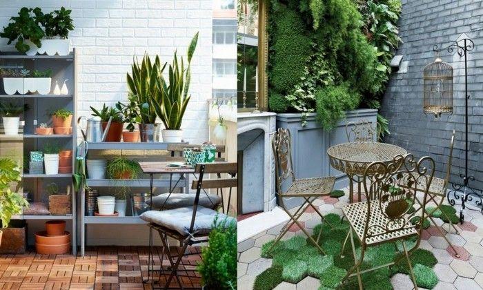 1001 ideen zum thema schmalen balkon gestalten und einrichten pflanzenregale balkon. Black Bedroom Furniture Sets. Home Design Ideas