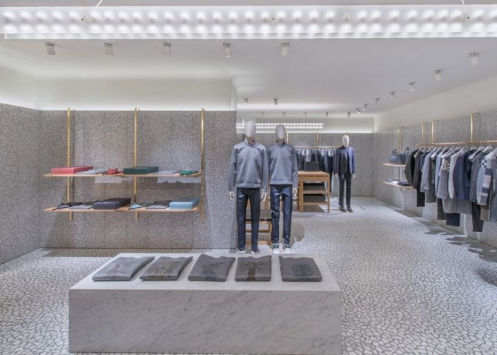 Valentino Flagship Store By David Chipperfield New York City Retail Design Blog