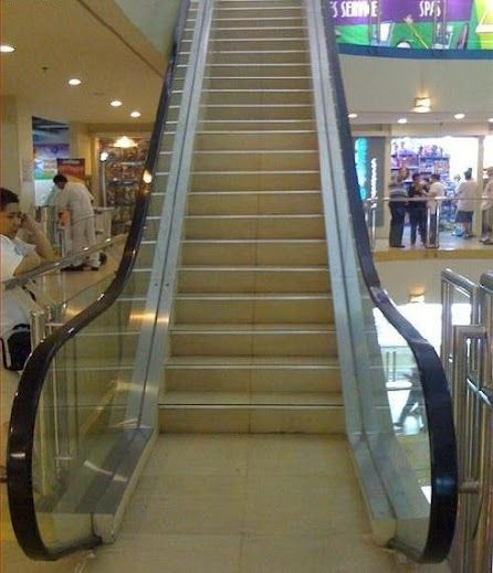 Stairs?