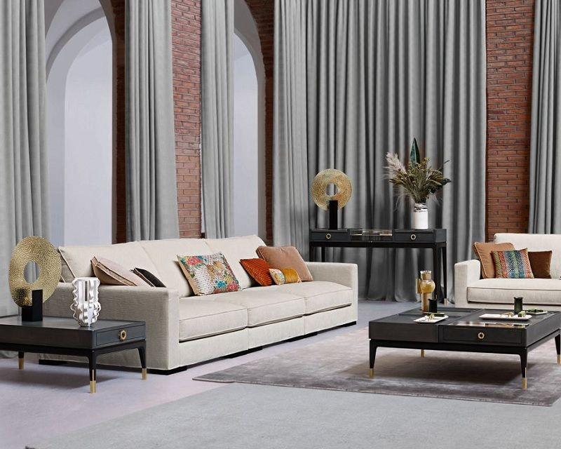 Long Island Roche Bobois Sofa - STOCKER in 2020 | Wohnen ...