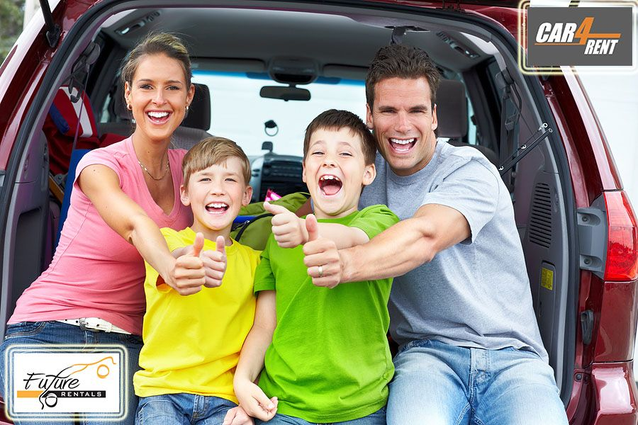 Plan your weekend with Future Car Rentals..! Drive to some