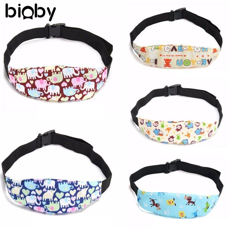 Baby Head Support Holder Belt Child Kids Sleep Nap Car Safety Seat Adjustable Car Safety Seat Positioner Sleeping Fixing Belt