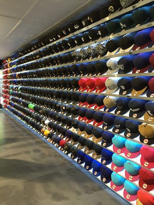Culture Kings In 2021 Culture Kings Hat Stores Shoe Store Design