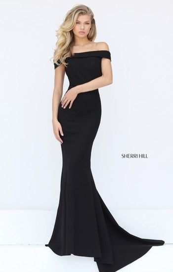 Sherri Hill 50824 at B.loved Boutique #blovedprom #Sherrihill www ...
