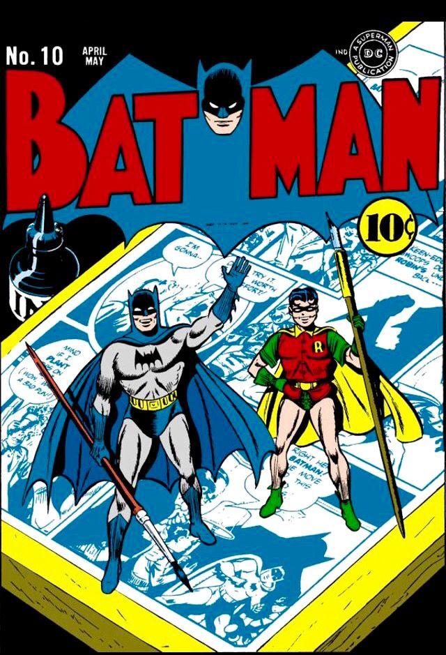 Batman - Batman Issue No. 10