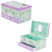 Girls Musical Jewellery Box Paris in Spring Available now on