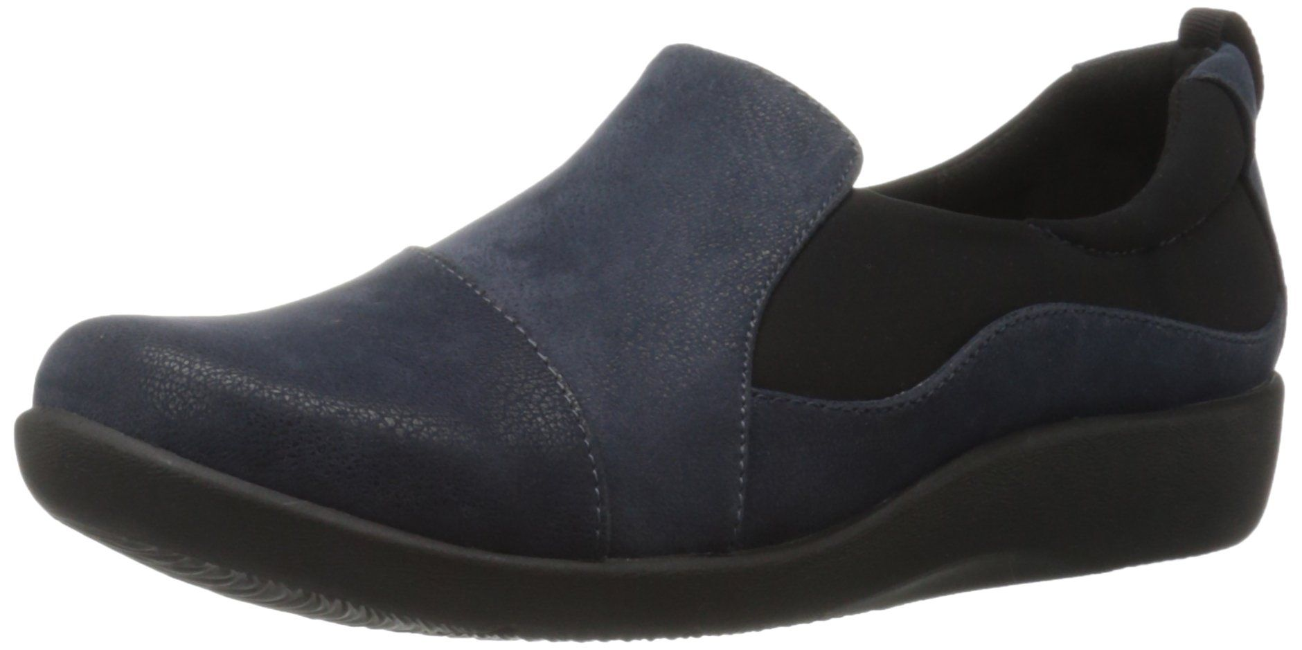 CLARKS mujer cloudsteppers Sillian paz Slip-On Loafer OuAKmZL5vj