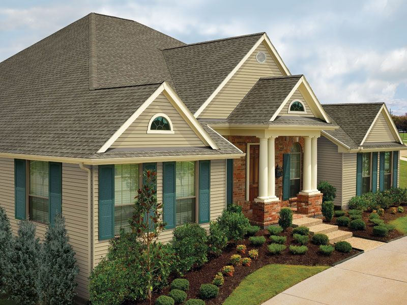 Best Weathered Wood Shingles By Gaf Roof Architecture 400 x 300