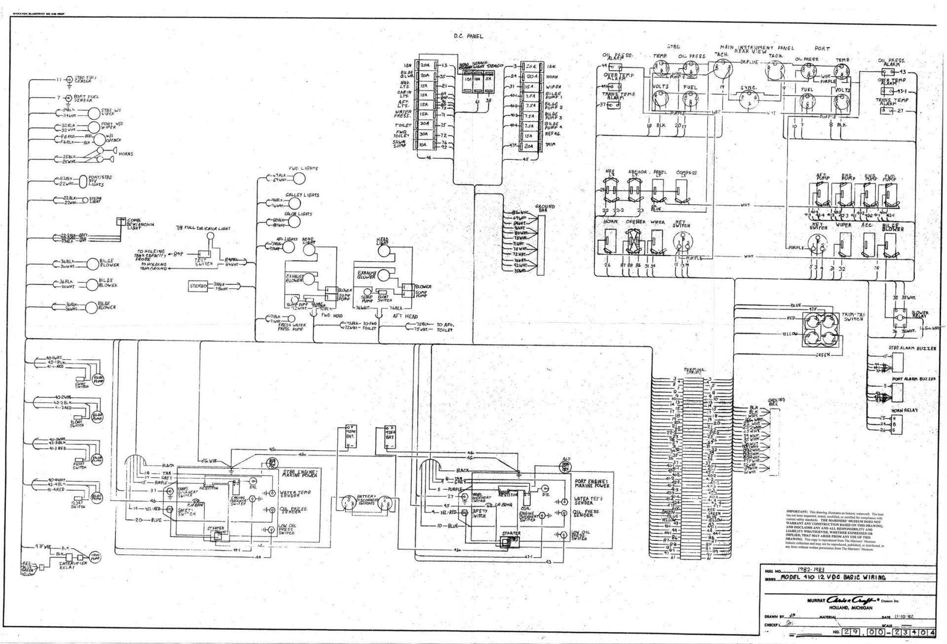 Inspirational Boat Wiring Diagram Sample diagrams