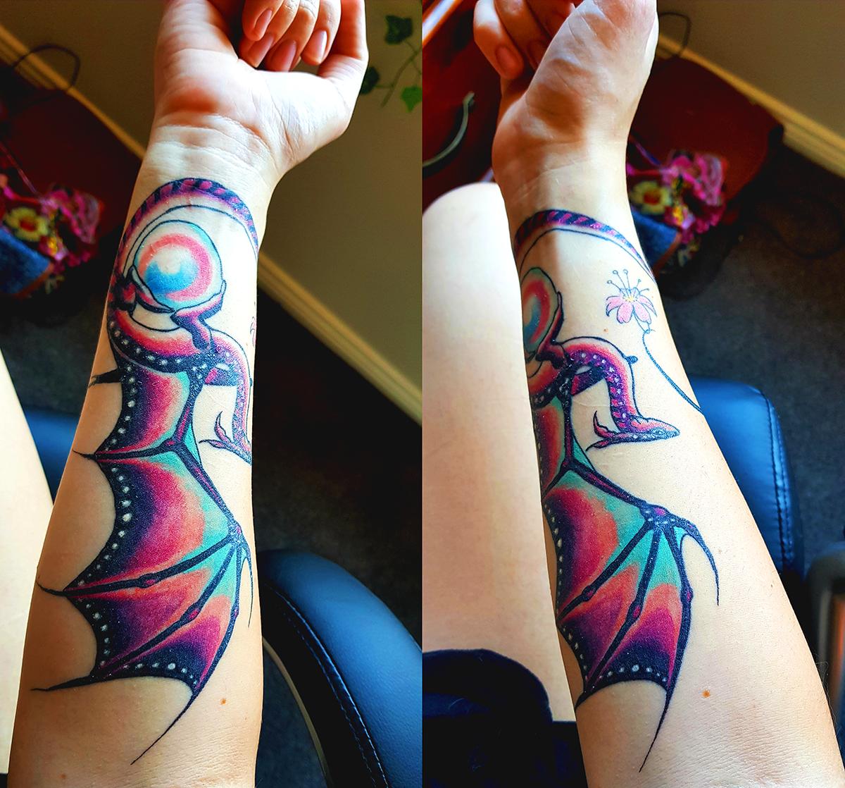DnD Roll for Initiative! Ink tattoo, Tattoos, Dnd