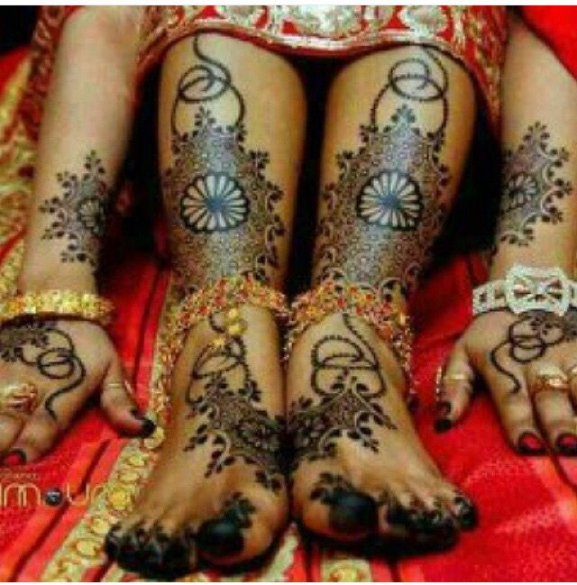 Sudanese Hena الحناء السودانية Henna Foot Henna Henna Patterns
