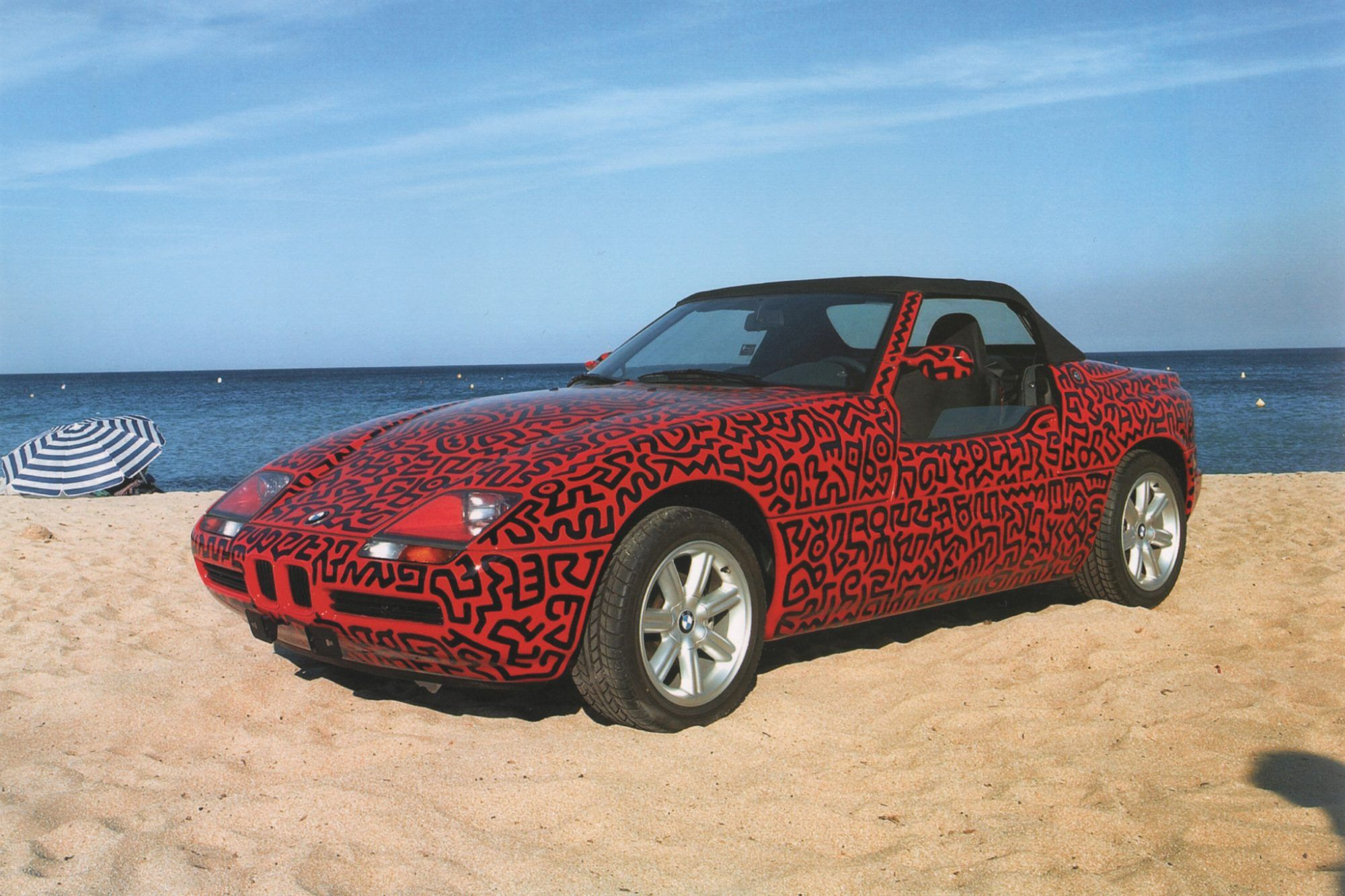 Keith Haring's Automotive Canvasses Are Coming To The