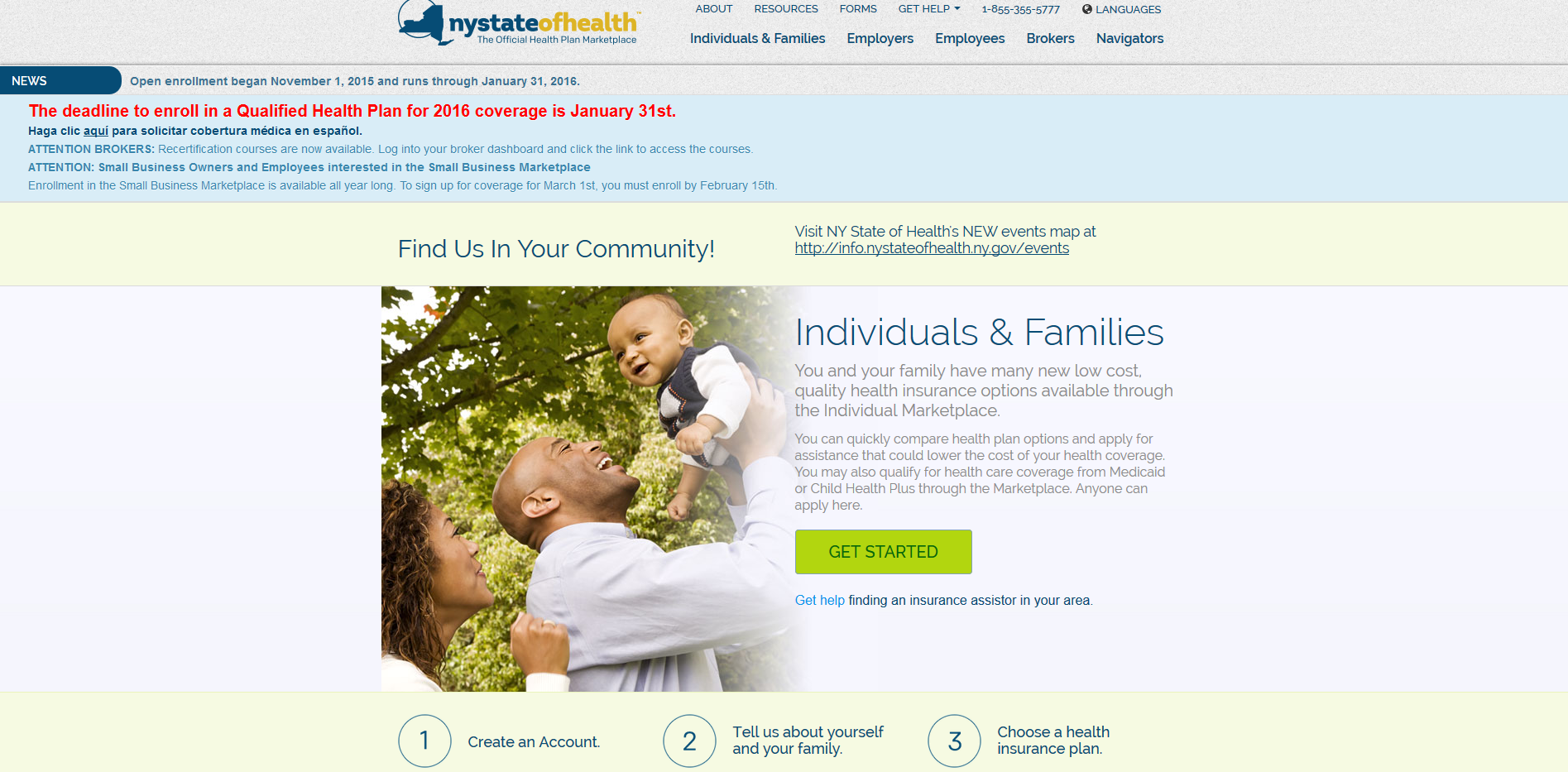 Nystateofhealth The Official Health Plan Marketplace Individuals