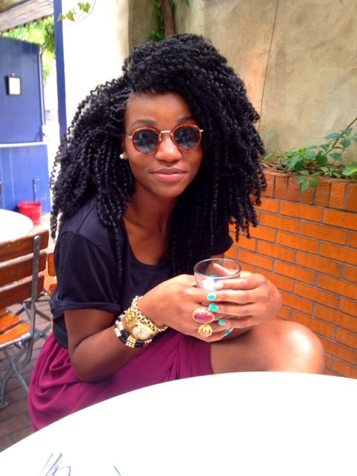 Magnificent 1000 Images About Hair On Pinterest Senegalese Twists Box Short Hairstyles Gunalazisus
