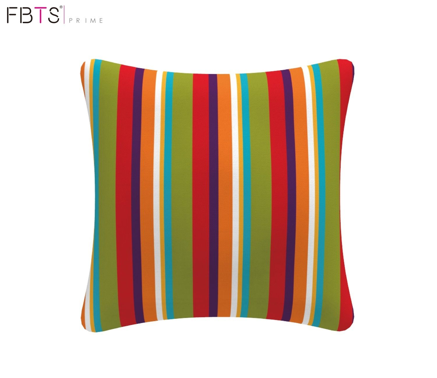 Throw Pillow With Insert Rainbow Stripe In 2018 Outdoor Pillows