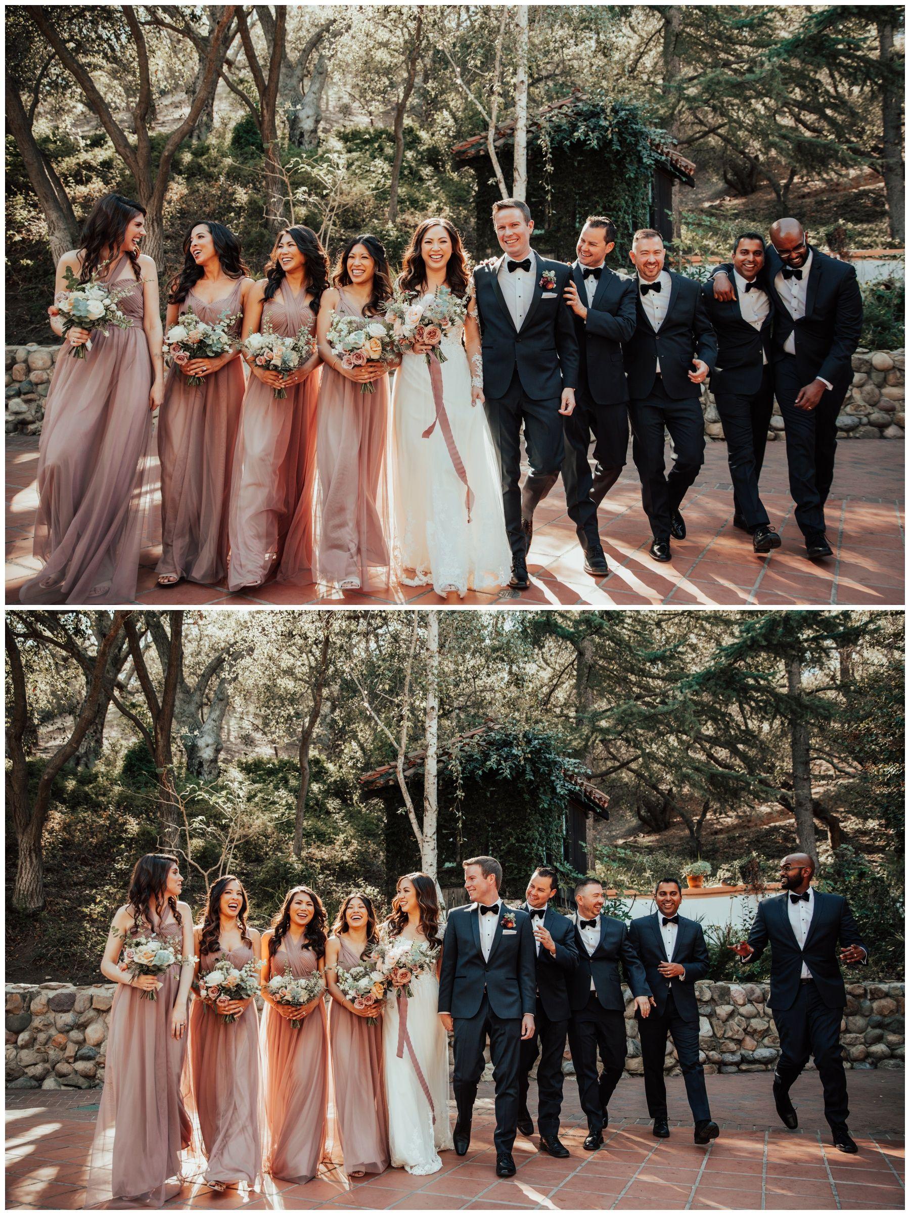 Rose Gold Blue Bridal Party Blue Suit Wedding Party Bridal Party Groomsmen Bridal Party Attire [ 2404 x 1800 Pixel ]